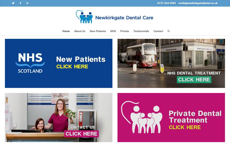 Newkirkgate Dental Care