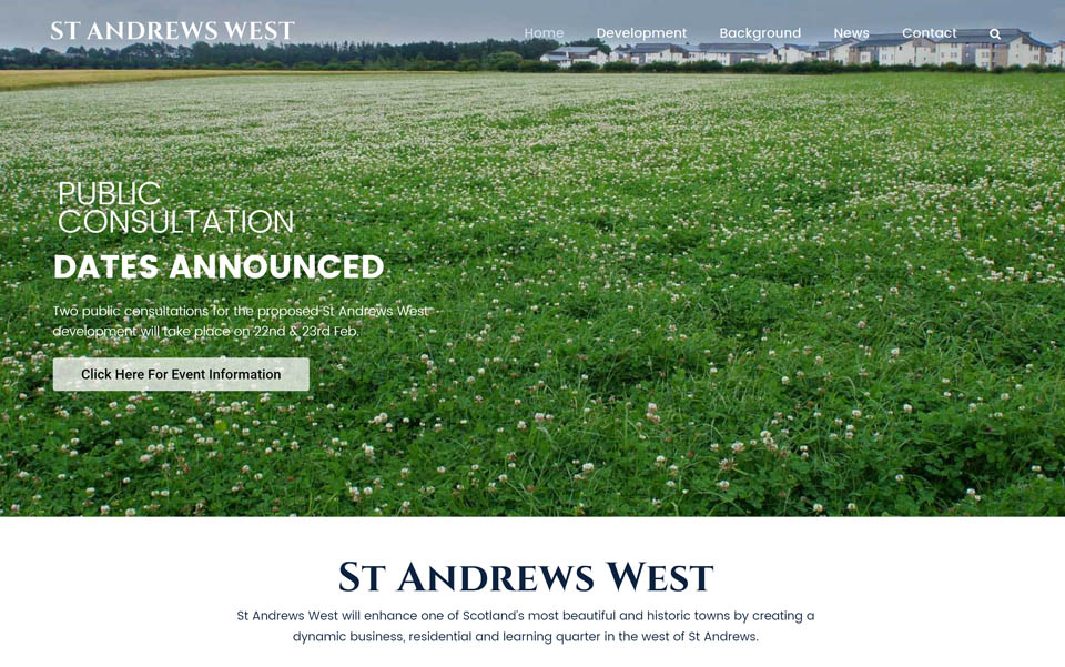 St Andrews West