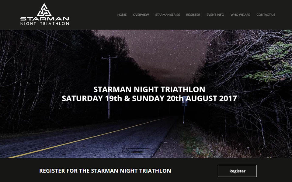 The Starman Triathlon