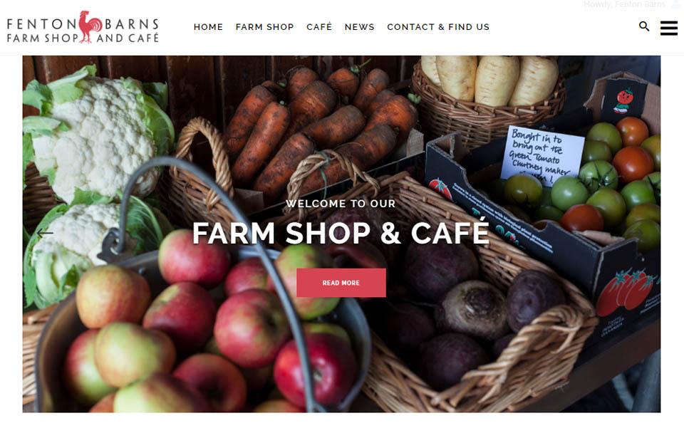 Fenton Barns Farm Shop & Café