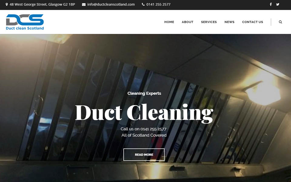 Duct Clean Scotland