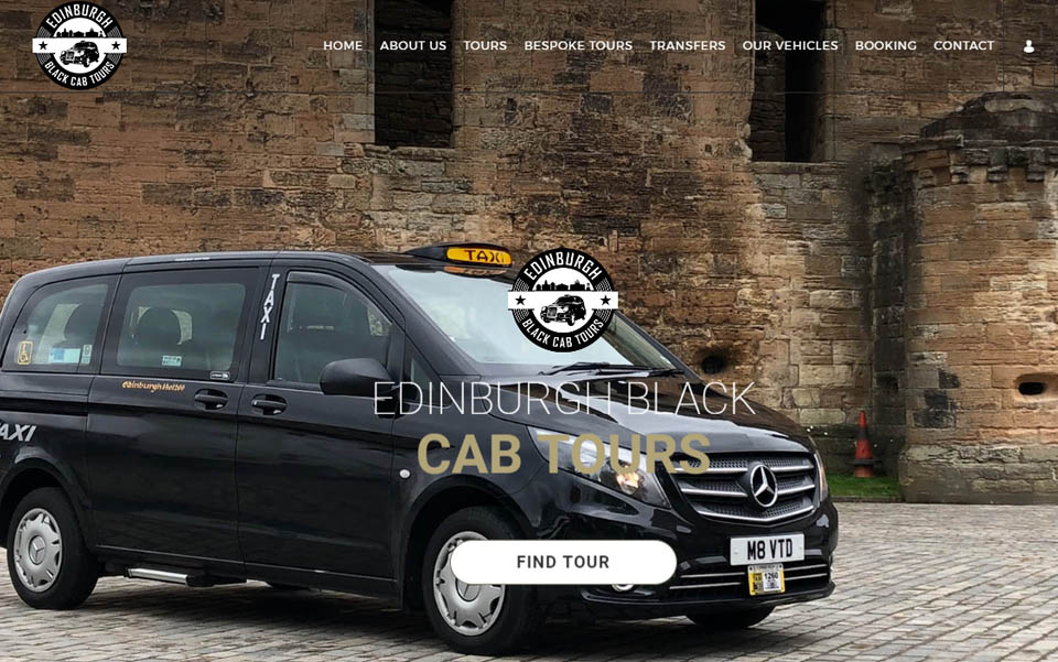 Edinburgh Black Cab Tours