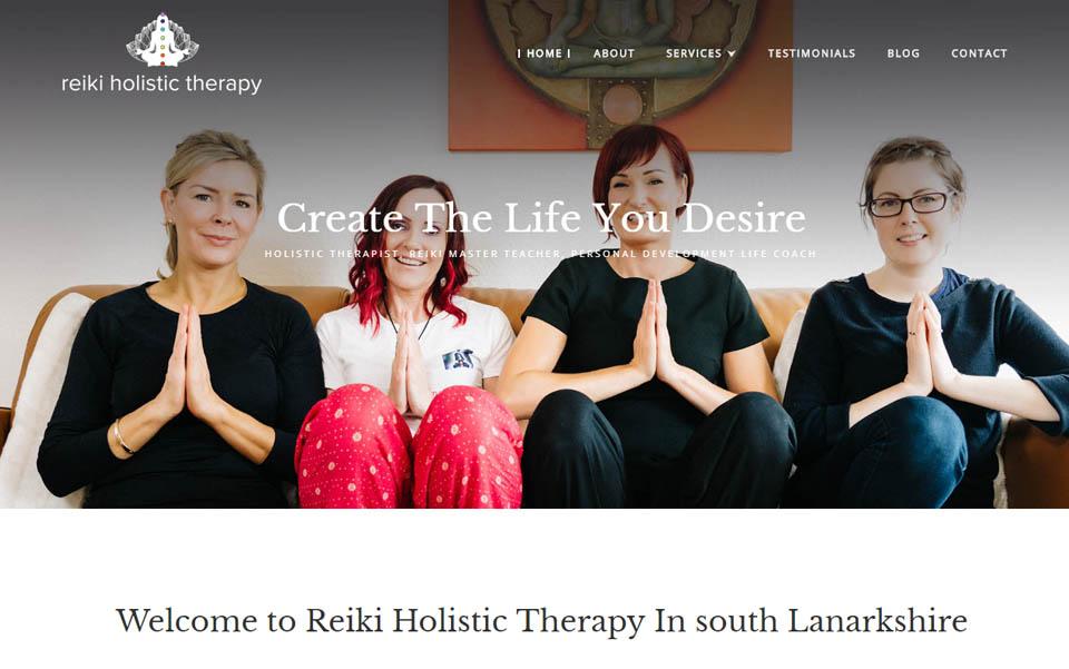 Reiki Holistic Therapy
