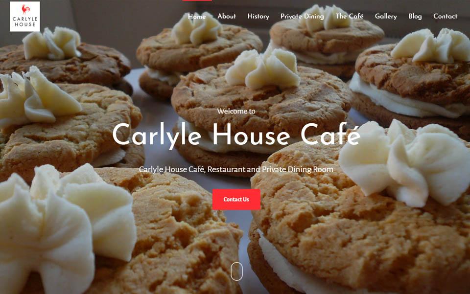 Carlyle House Café