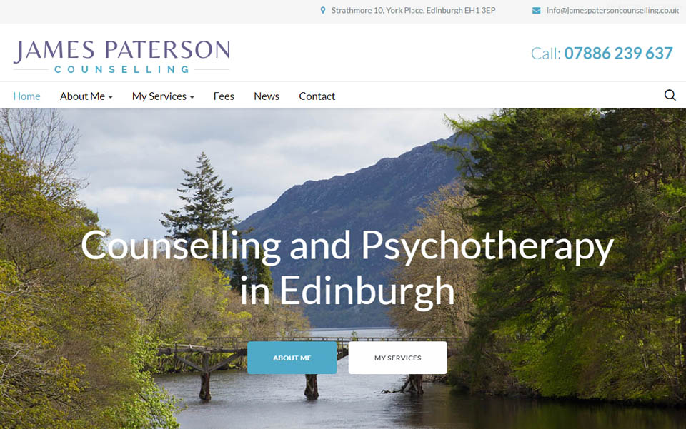 James Paterson Counselling