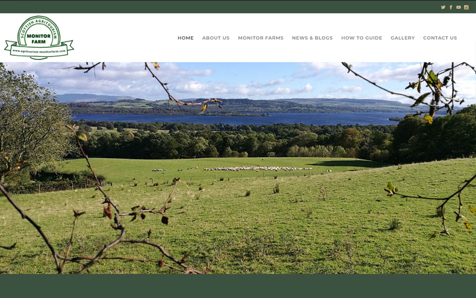 The Scottish Agritourism Monitor Farm Programme